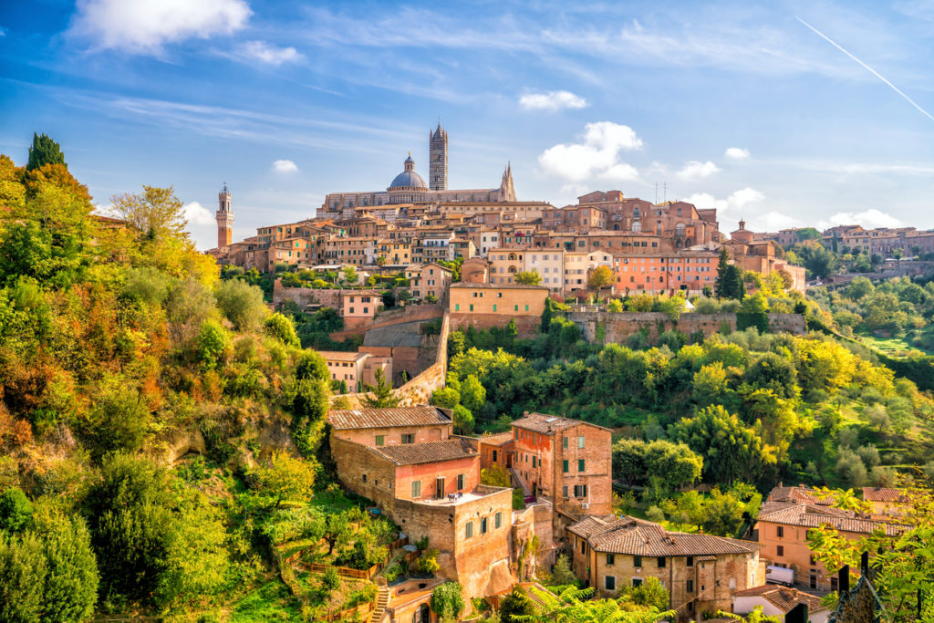 Voordelig naar Toscane voor vakantie