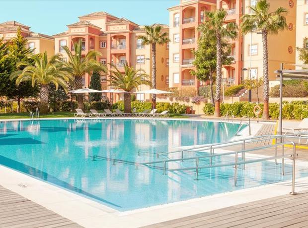 foto luxe zonvakantie naar Andalusië