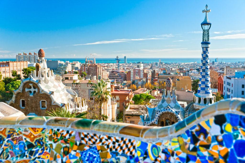 City Trip naar Barcelona
