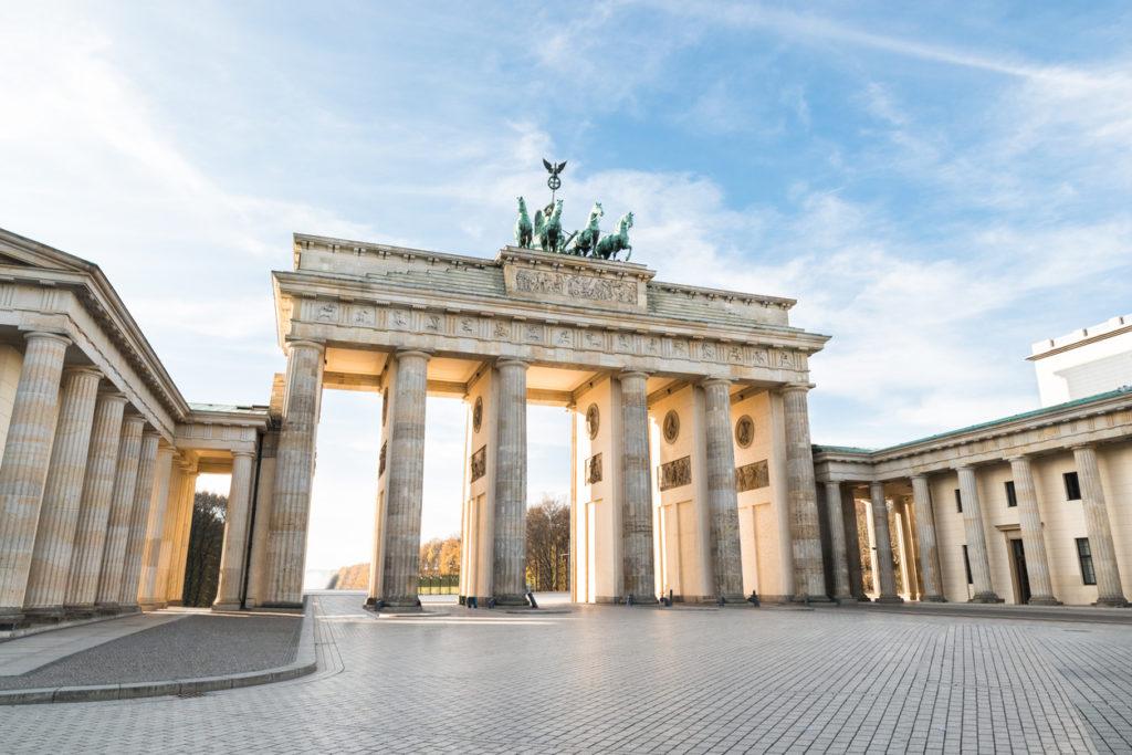 foto goedkope stedentrip naar Berlijn