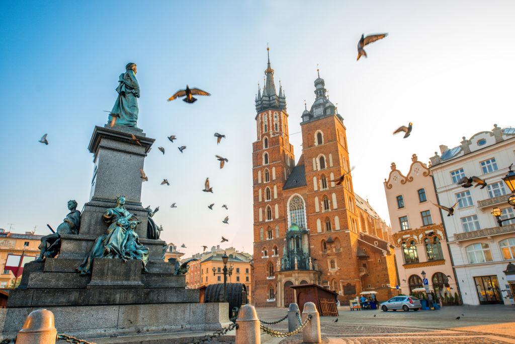 Foto Goedkope City Trip naar Krakau