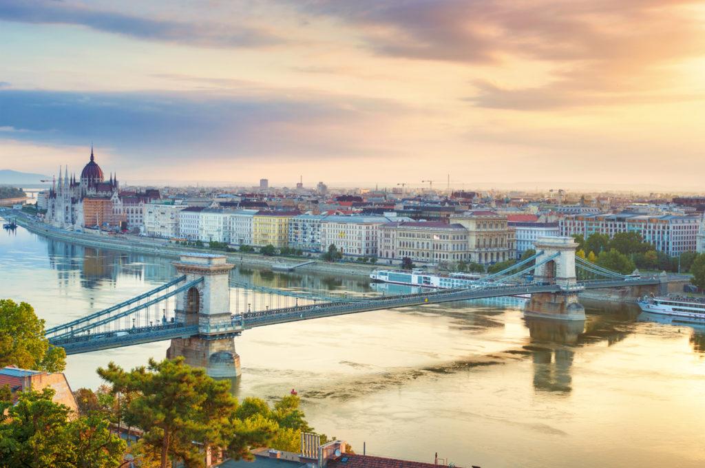 Foto voordelige stedentrip Budapest