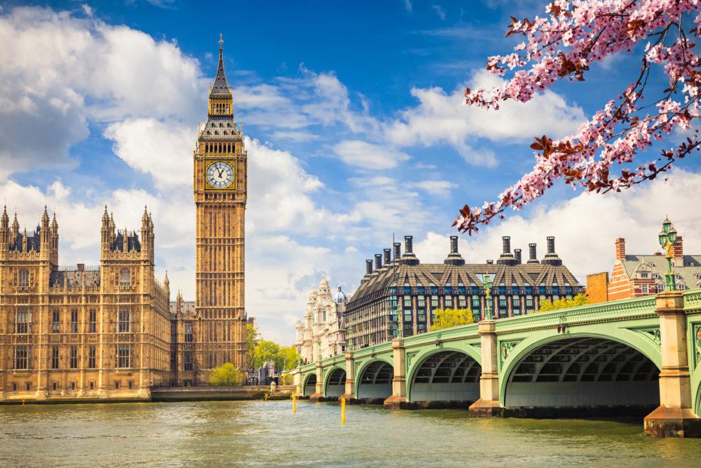 foto Voordelige stedentrip naar Londen