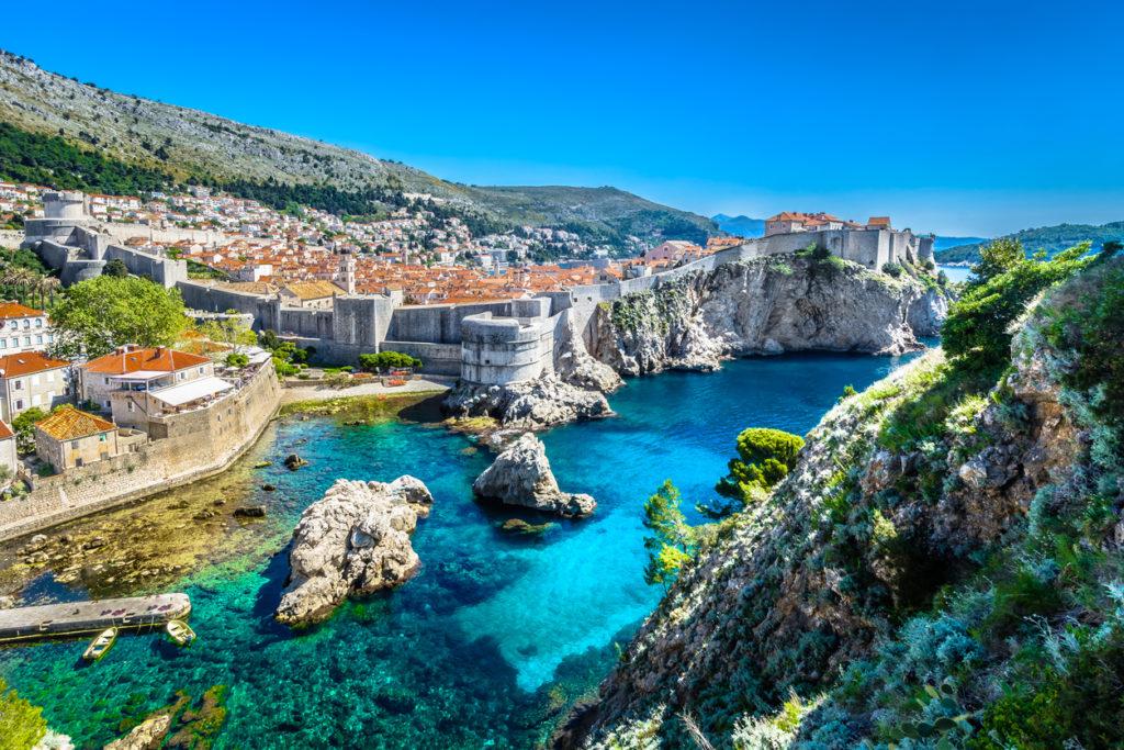 Vakantie naar Kroatië