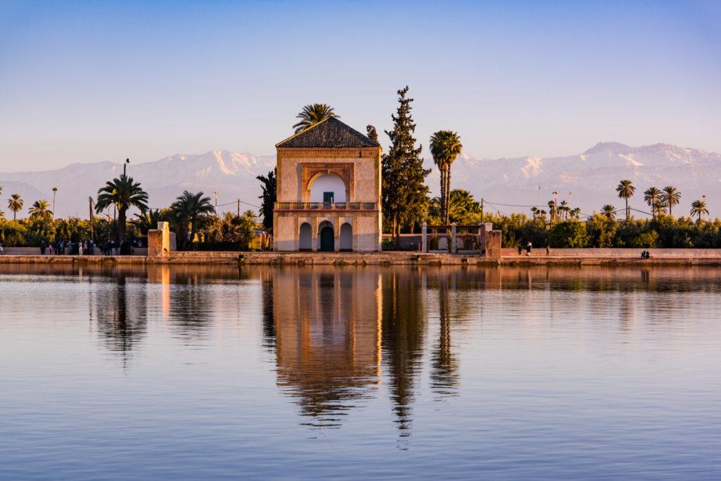 foto voordelige stedentrip naar marrakech