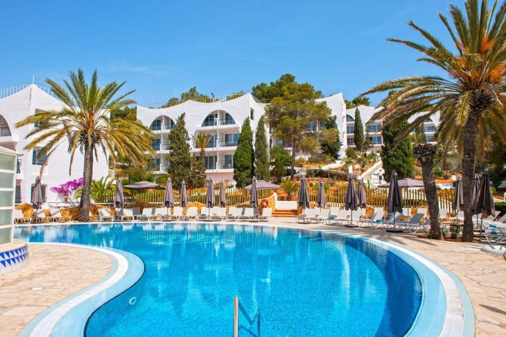 foto vroegboek vakantie Ibiza