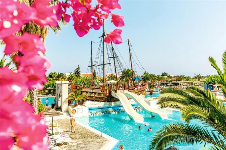 foto luxevakantie op Kos In fantastisch 4-sterren hotel!
