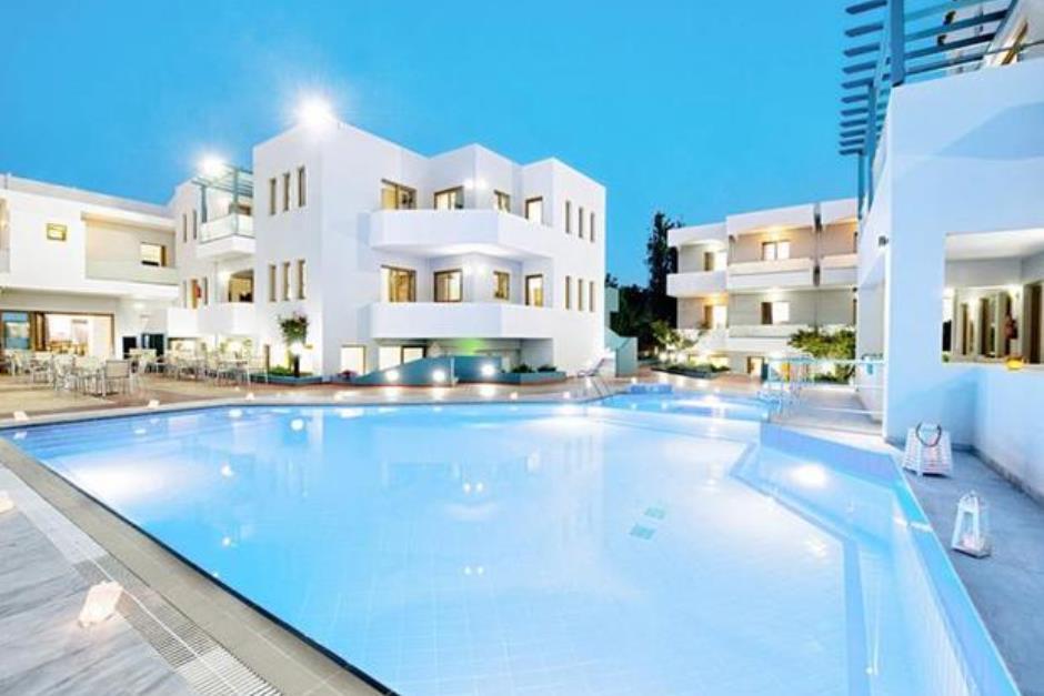 Foto zonvakantie Kreta