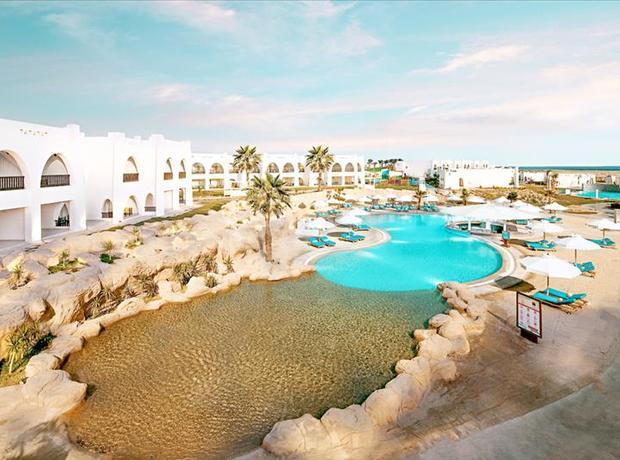 foto luxe zonvakantie naar egypte