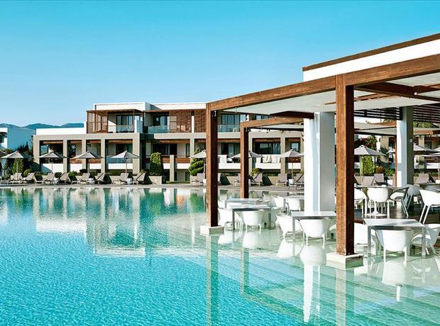 foto luxe zonvakantie Kos in fantastisch 5-sterren hotel