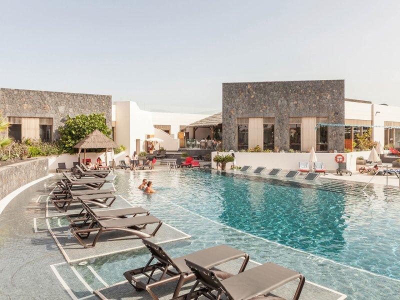 Foto zonvakantie naar Fuerteventura