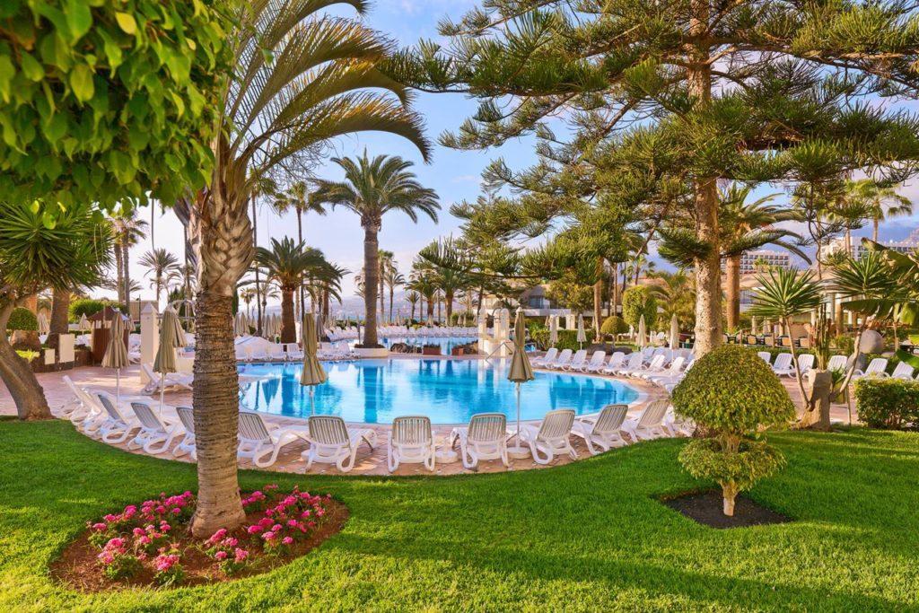 foto luxe zonvakantie Tenerife