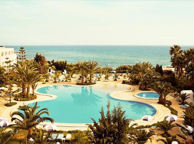 foto fantastische zonvakantie op Tunesië