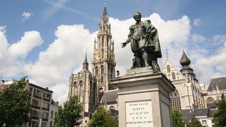 City Trip naar Antwerpen