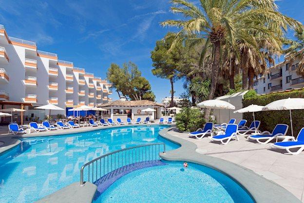 foto goedkope zonvakantie naar Mallorca