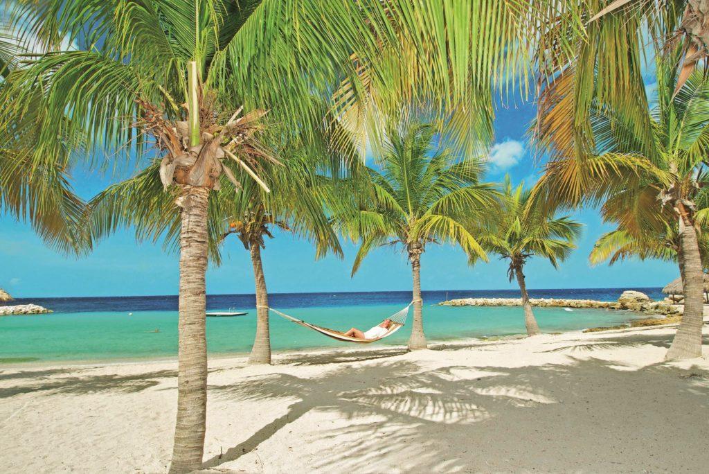 Vakantie naar Curaçao
