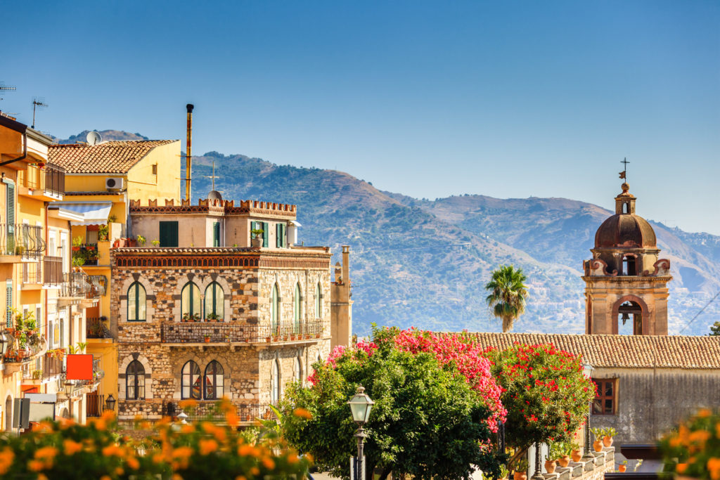 Sicilië Vakantie