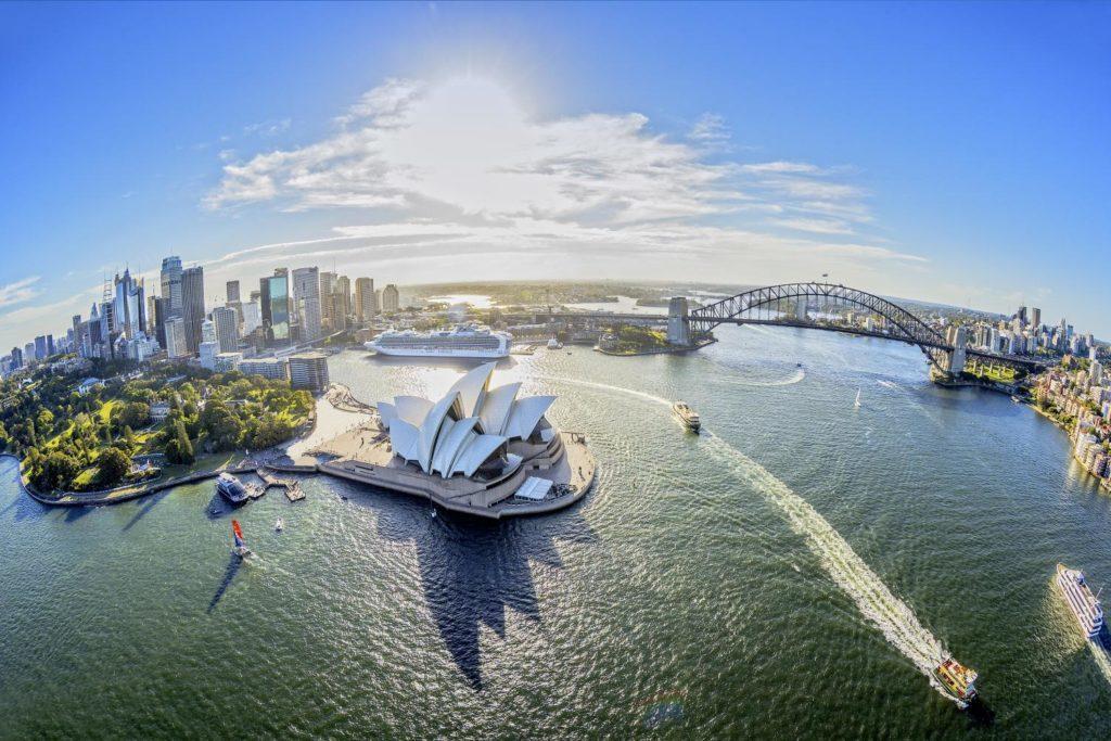 Sydney retourtickets