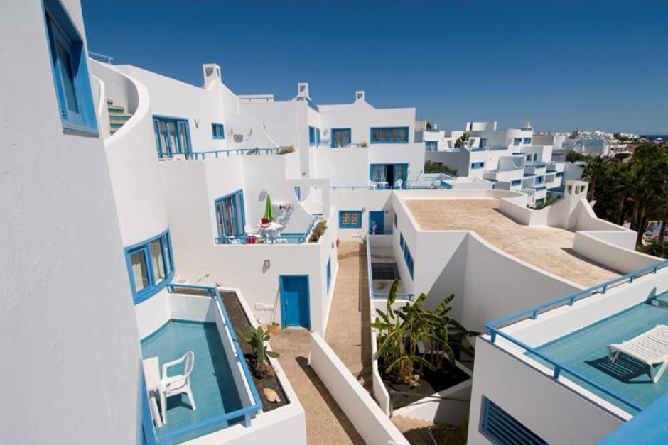 foto heerlijke zonvakantie naar Lanzarote