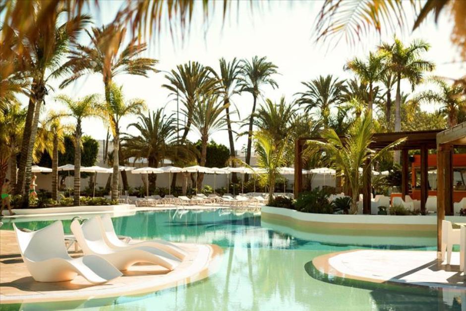 foto luxe zonvakantie op Gran Canaria