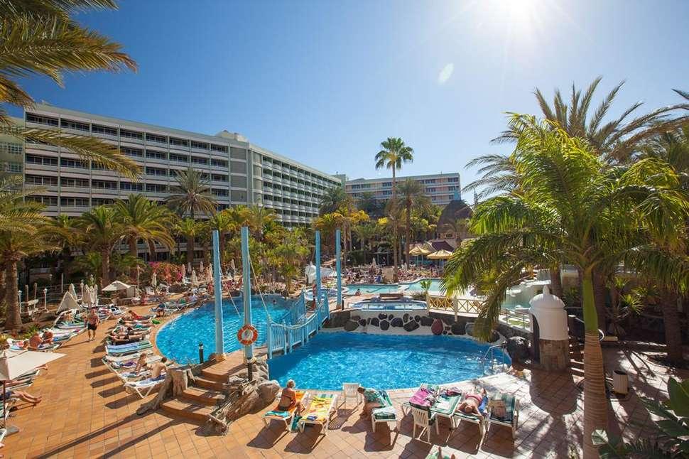 foto heerlijke zonvakantie naar Gran Canaria