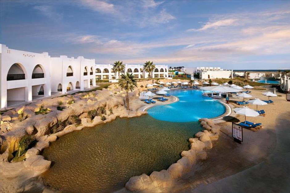 foto heerlijke zonvakantie naar Egypte