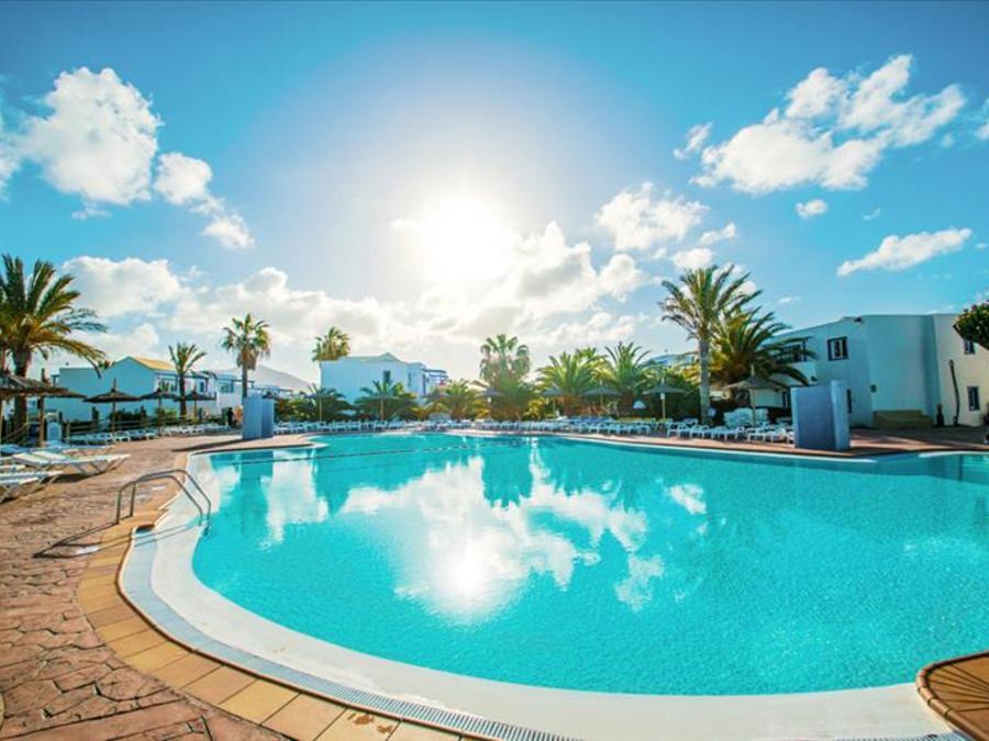 Zonvakantie naar Lanzarote