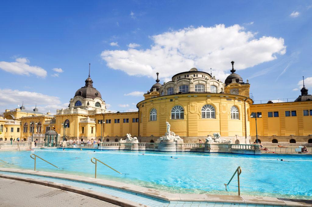 Foto Voordelige city trip naar Budapest