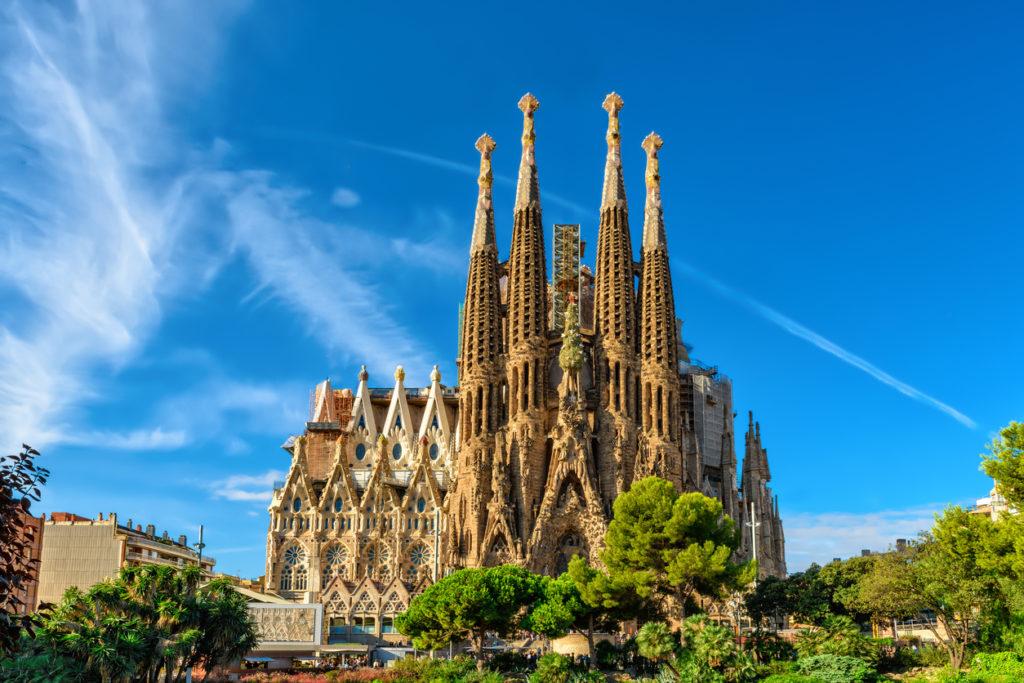 foto city trip naar Barcelona