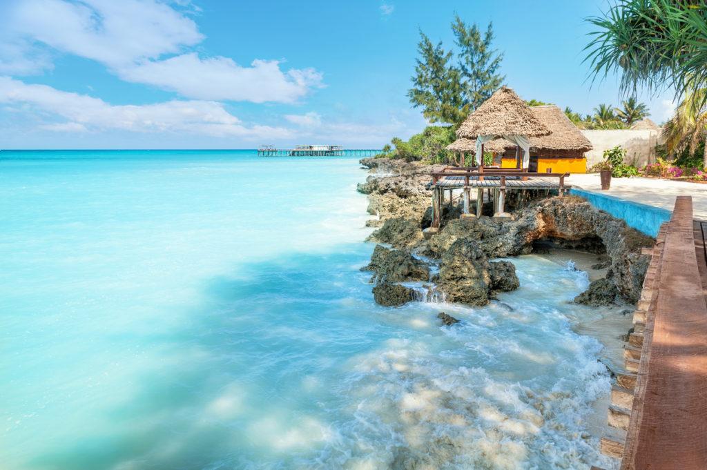 Voordelige retourtickets naar Zanzibar
