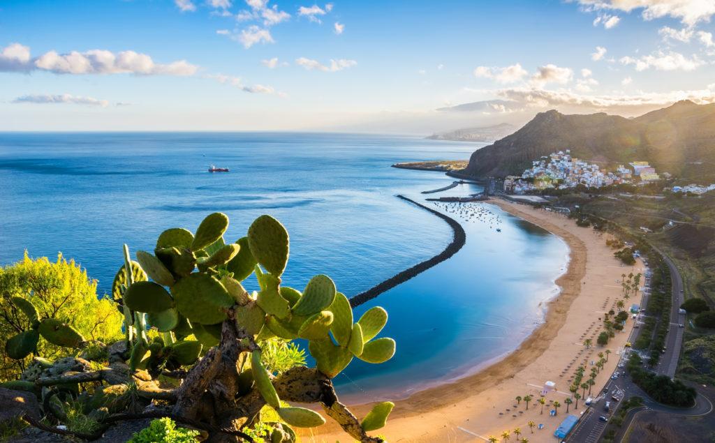Voordelige zonvakantie naar Tenerife