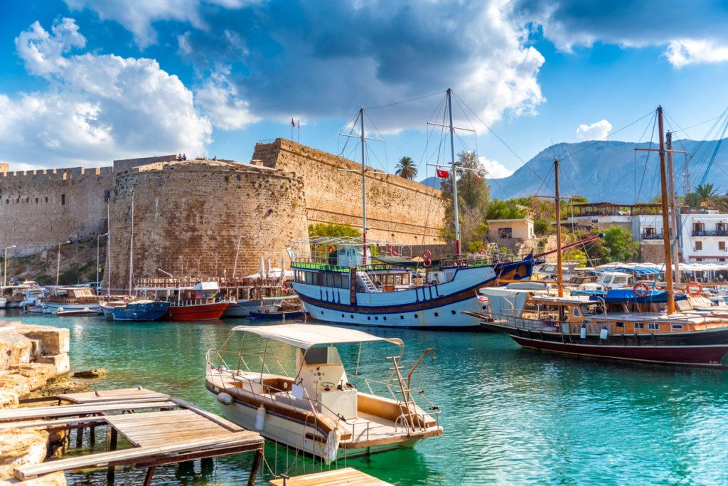 foto zonvakantie naar Cyprus