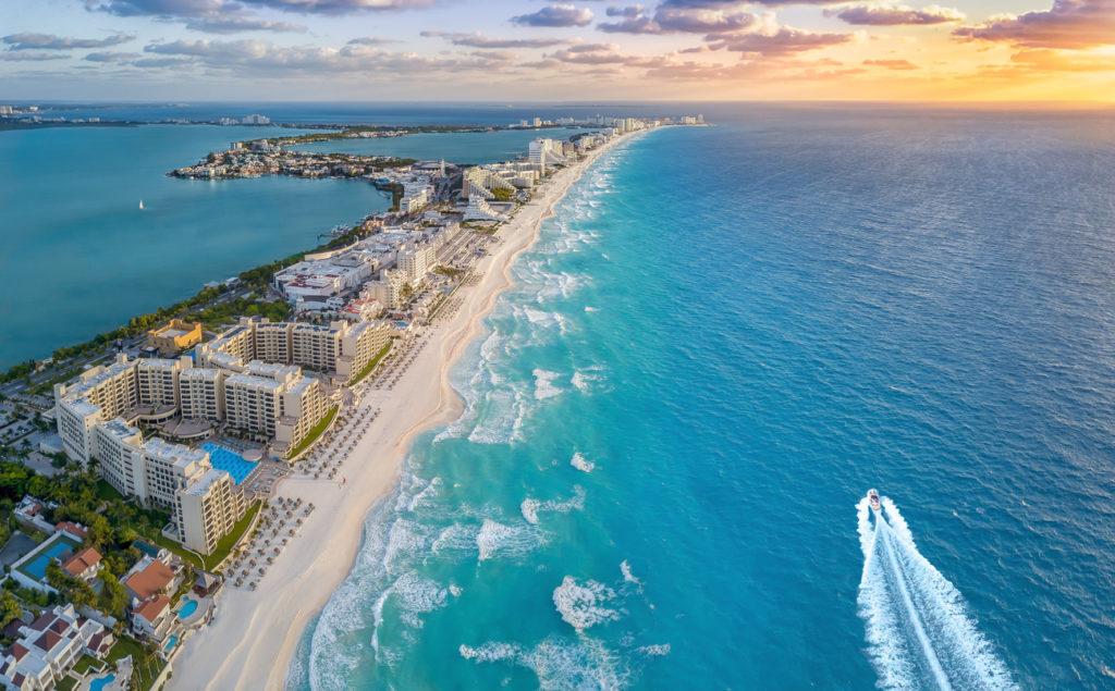 foto voordelige vliegtickets naar Cancun