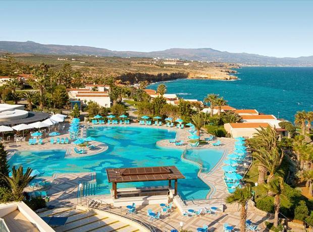foto luxe zonvakantie naar Kreta