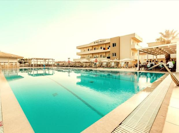 foto heerlijke zonvakantie naar Kreta