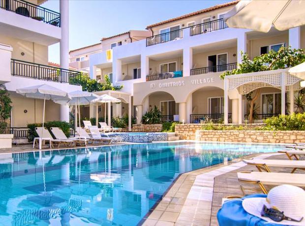 foto luxe vakantie naar Kreta