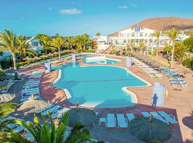 foto zonvakantie naar Lanzarote