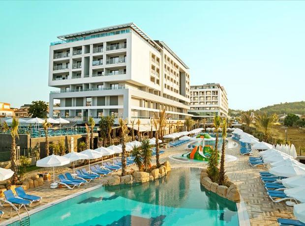 foto  luxe zonvakantie in Turkije