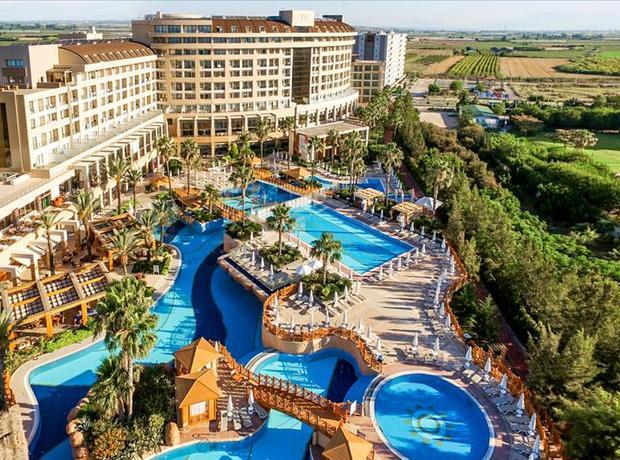 foto luxe zonvakantie naar Turkije