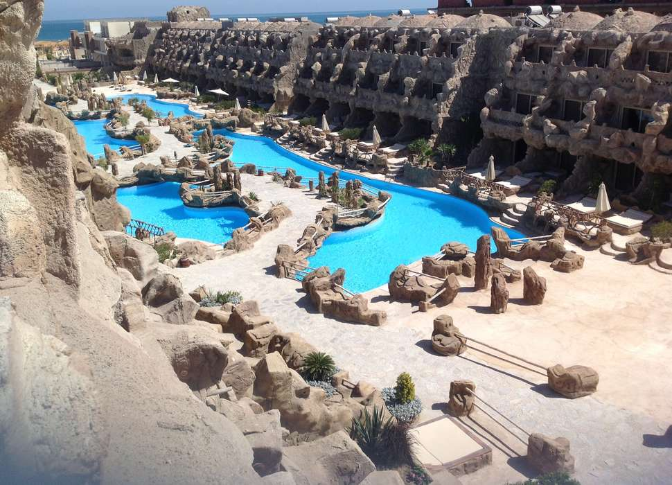 Egypte luxe vakantie