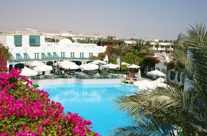 Vakantie naar Egypte