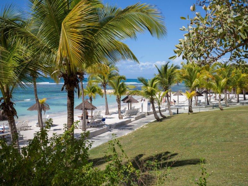 Zonvakantie Guadeloupe