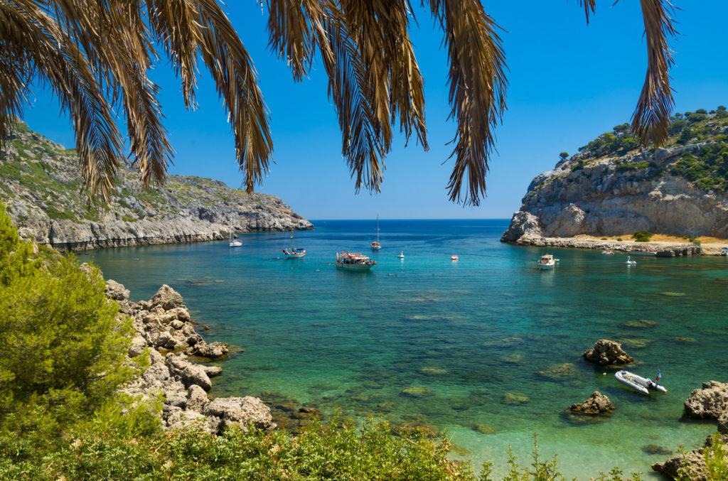 Emerald Appartementen - Griekenland - Rhodos