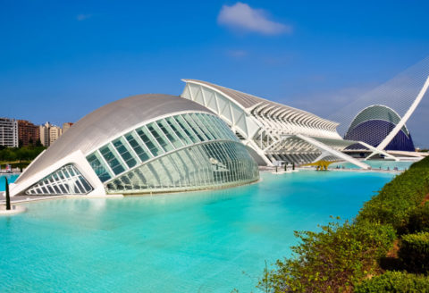 Deals, City Trip, Europa, Valencia
