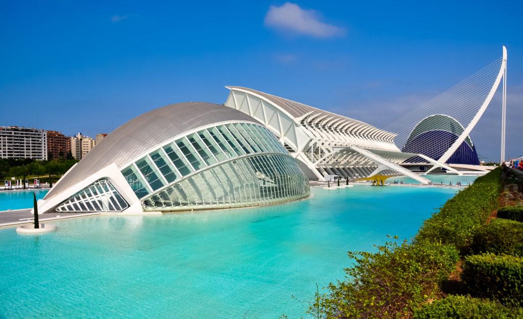 Valencia super city trip
