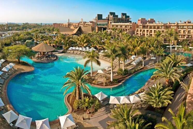 luxe zonvakantie naar Gran Canaria
