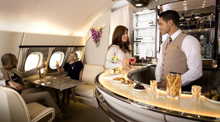 Business Class Tickets naar Mauritius
