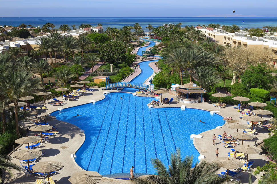 All Inclusive Egypte Vakantie
