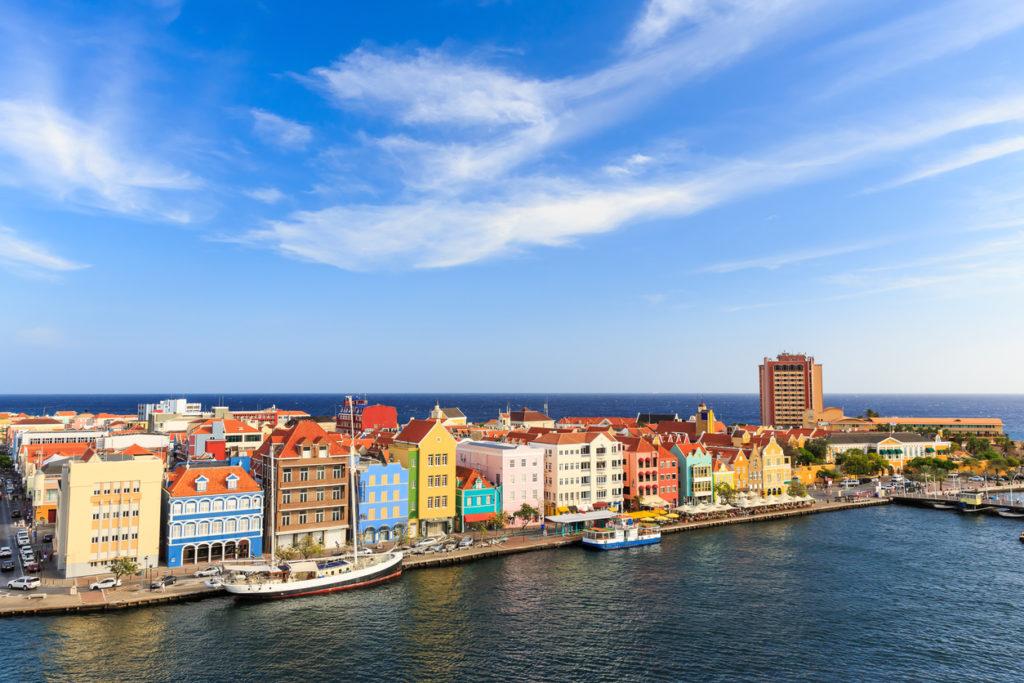 voordelige zonvakantie naar Curaçao