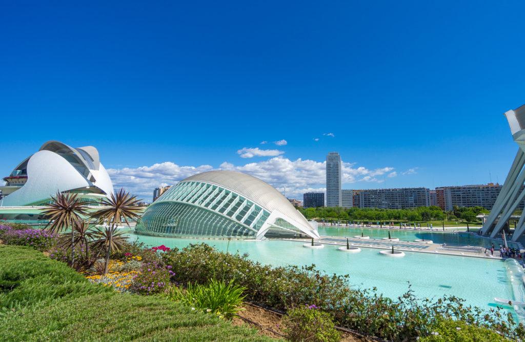 City Trip naar Valencia